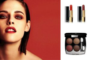 smoky et rouge intenses Chanel